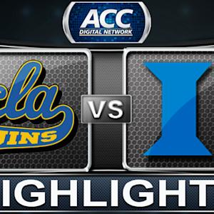 UCLA vs Duke | 2013 ACC Basketball Highlights