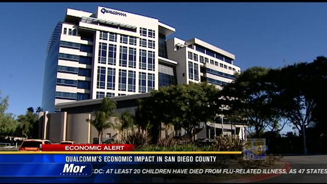 Study details Qualcomm's economic impact in San Diego