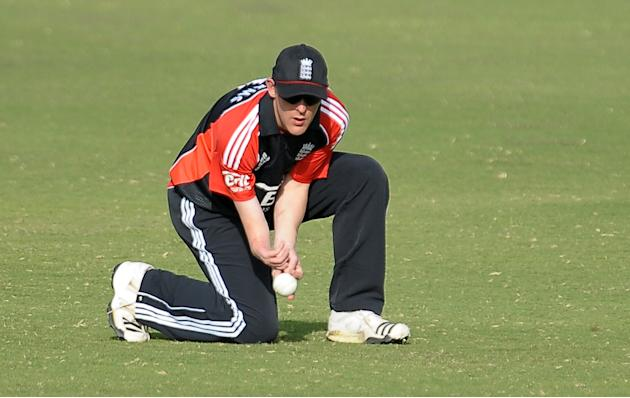 England disabled cricket captain James W