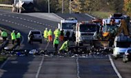 M5 Pile-Up: Man Charged Over Seven Deaths