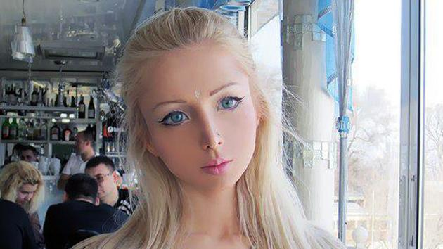 Real-life Barbie