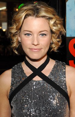 Elizabeth Banks at the Hollywood premiere of Universal Pictures' Smokin' Aces