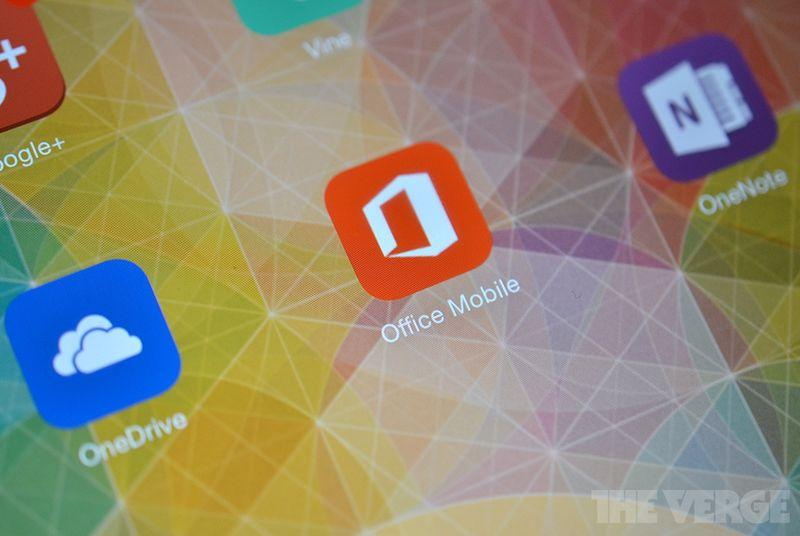 Microsoft Office reaches 100 million downloads on iOS and Android