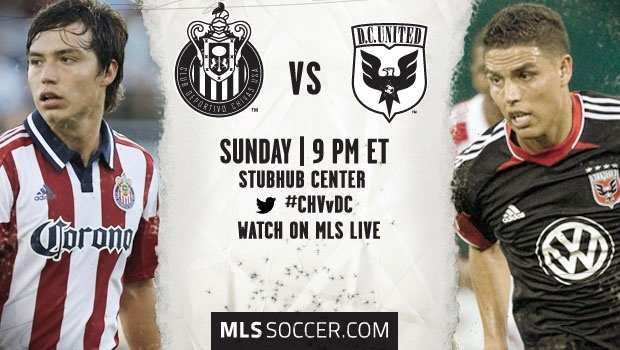 Chivas USA vs. DC United | MLS Match Preview