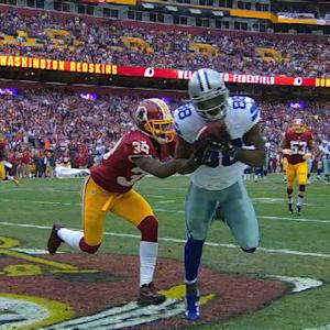 Week 17: Dallas Cowboys wide receiver Dez Bryant highlights