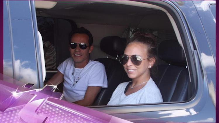 Entertainment News Pop: So Marc Anthony and Topshop Heiress Chloe Green Are Back Together