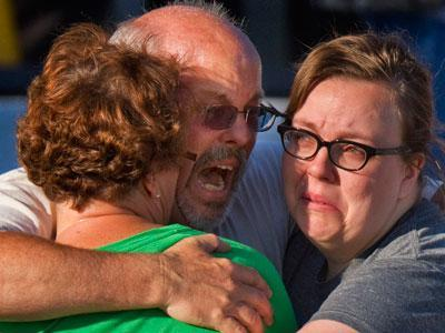 Sights and Sounds: Colorado theatre shooting