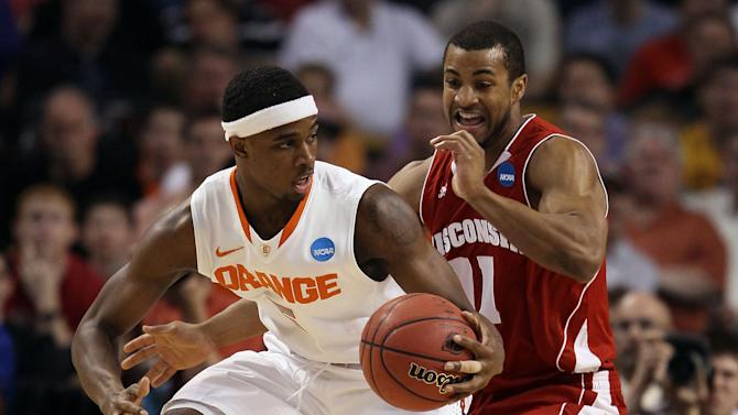 NCAA Basketball Tournament - Wisconsin v Syracuse