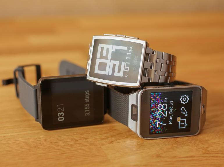 2015 tech trends to watch: Smartwatches, algorithms, 'glance media,' and more