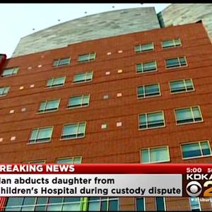 Man Reportedly Abducts Daughter From Children's Hospital