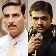 Akshay Kumar Gets Himesh Reshammiya To Sing For 'Special 26'