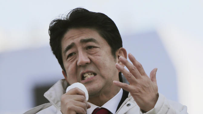Japan election puts spotlight on reviving economy
