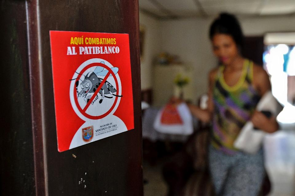 Colombia zika cases rise