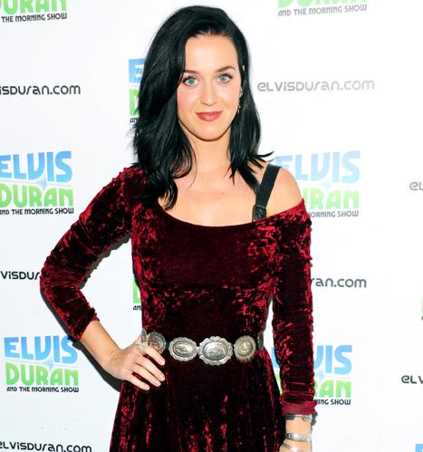 Katy Perry: 25 Things You Don't Know About Me