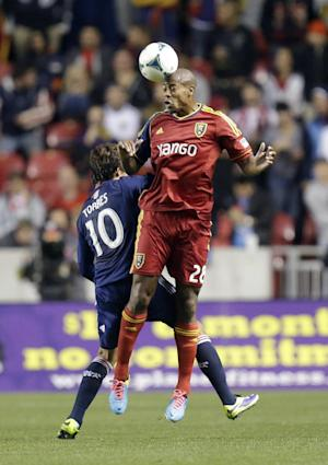 Saborio, Plata rally RSL to 2-1 win over Chivas