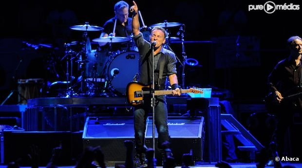 Bruce Springsteen bat son record du concert le plus long
