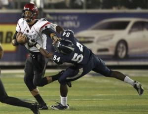 San Diego State wins 39-38 OT thriller over Nevada