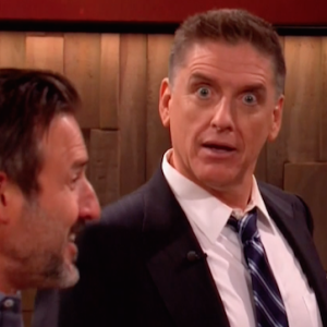 Mortified Contestant Forgets Craig Ferguson's Name
