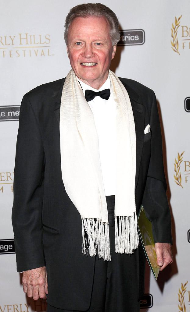 Jon Voight th Annual International Beverly Hills Film Awards Gala