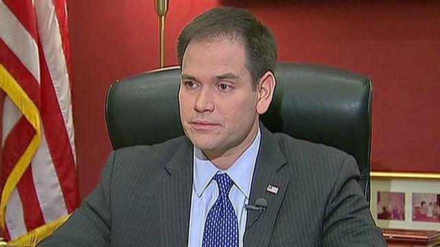 Rubio 'On the Record,' Pt. 1: Benghazi and Clinton