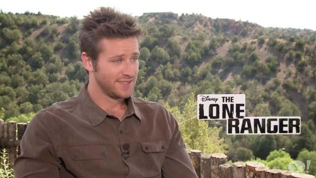 'The Lone Ranger' Insider Access
