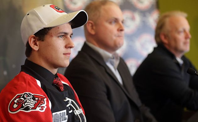 OHL: Ottawa 67's Opt For 'infectious' Travis Konecny With League's No. 1 Pick