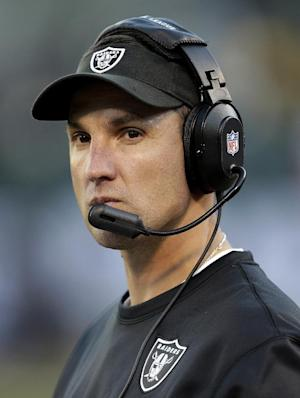 Raiders coach Dennis Allen expects to return