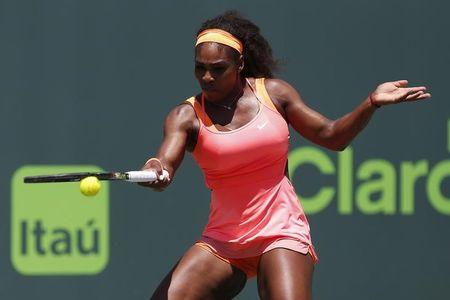 Tennis: Miami Open-Williams v Navarro