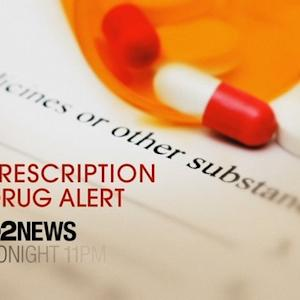 Tonight On CBS2 News At 11PM: Prescription Drug Alert