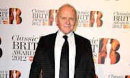 Anthony Hopkins Gets Classical Brits Award