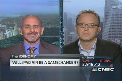 iPad Air: Name change or game change?