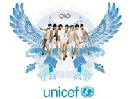 Infinite joins UNICEF for their goodwill campaign