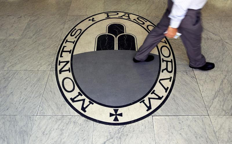 U.S. private equities behind UBS-Passera plan for Monte dei Paschi - source