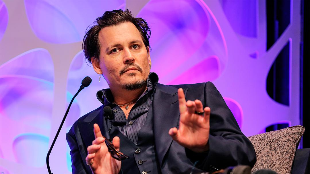 Johnny Depp to Star as 'Invisible Man' For Universal