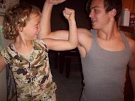 Siblings have their own relationships to work out.