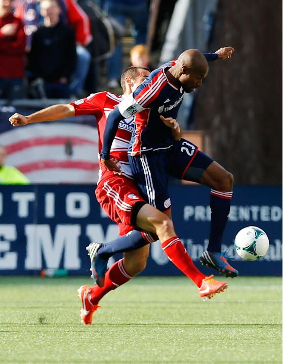 FC Dallas v New England Revolution