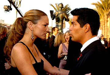 Drea De Matteo and Esai Morales Screen Actors Guild Awards - 2/5/2005