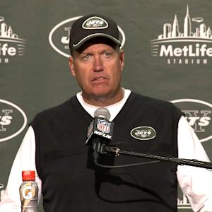 New York Jets postgame press conference