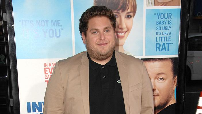 The Invention of Lying LA premiere 2009 Jonah Hill