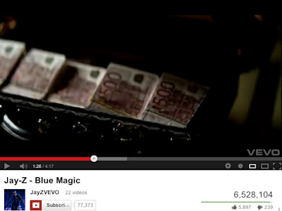 jay z blue magic euros