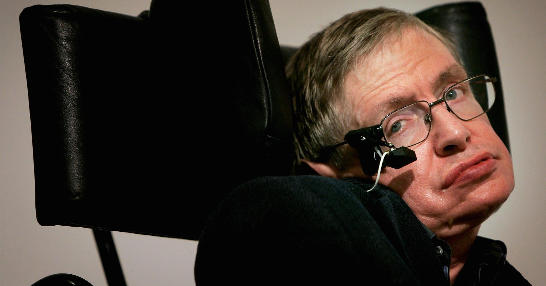 Why Stephen Hawking thinks the Brexit vote could threaten humanity