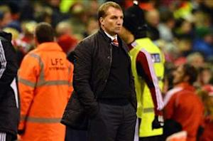 Liverpool boss Rodgers to miss QPR clash through illness