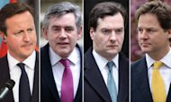 Cameron Tops Political Line-Up At Leveson