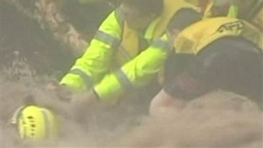 Teen Trapped by Floodwaters Rescued in Australia