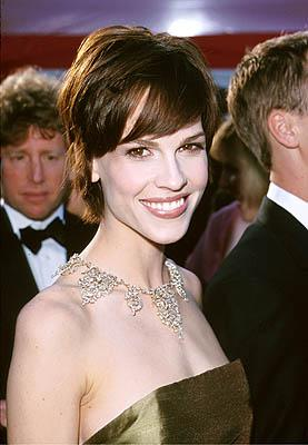 Hilary Swank 72nd Annual Academy Awards Los Angeles, CA 3/26/2000