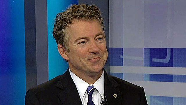 Rand Paul on Obama's agenda and abuse of power