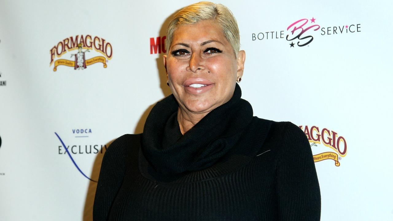 'Mob Wives' Star Big Ang's Cancer Treatment Not Working, Family Sets Up GoFundMe Page to Help Relieve Her Pain