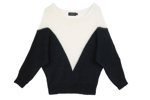 Urban Outfitters Minkpink Triangle Knit Jumper