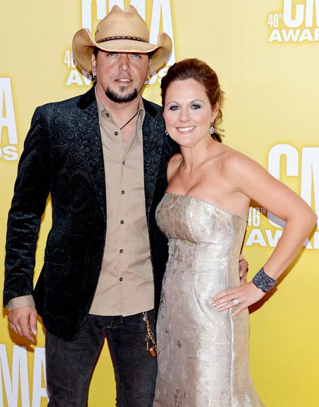 Jason Aldean and Wife Jessica Ussery Talk About Cheating Scandal