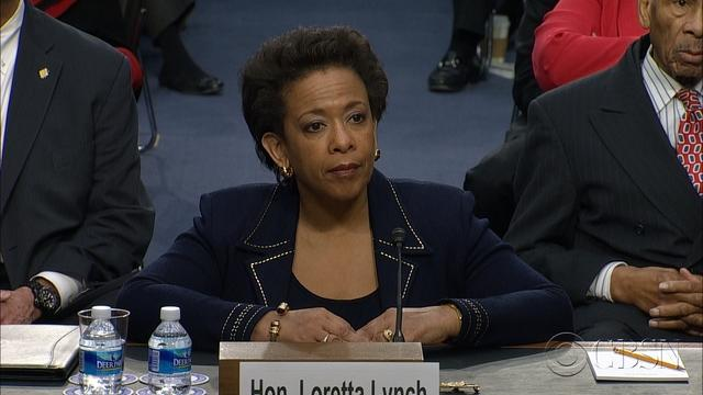 Attorney General nominee Loretta Lynch on Obama's comments about marijuana